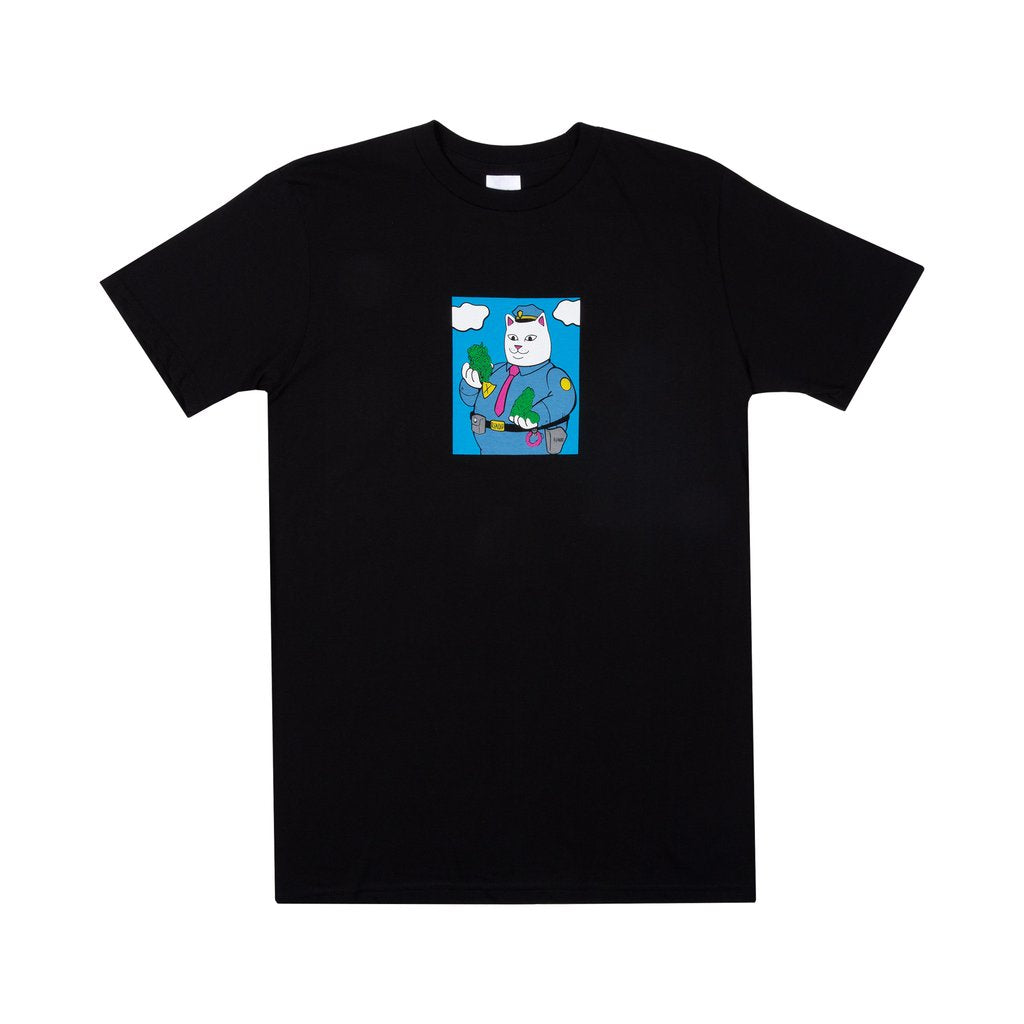 RIPNDIP - Confiscated Men's Tee, Black