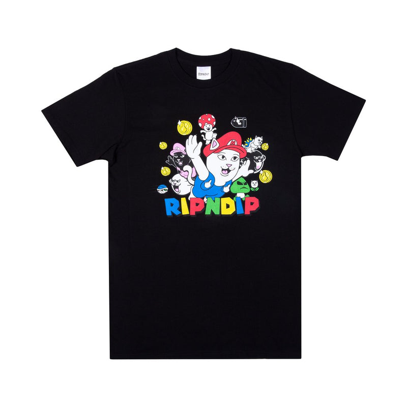 RIPNDIP - Nermio Men's Tee, Black