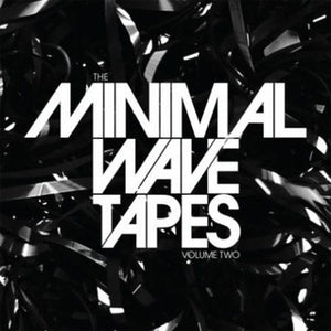 V/A - The Minimal Wave Tapes Volume Two, CD - The Giant Peach