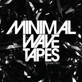 V/A - The Minimal Wave Tapes Volume Two, CD
