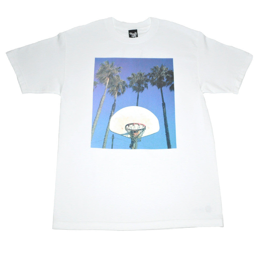 The Quiet Life - Hoop Dreams Men's Shirt, White - The Giant Peach