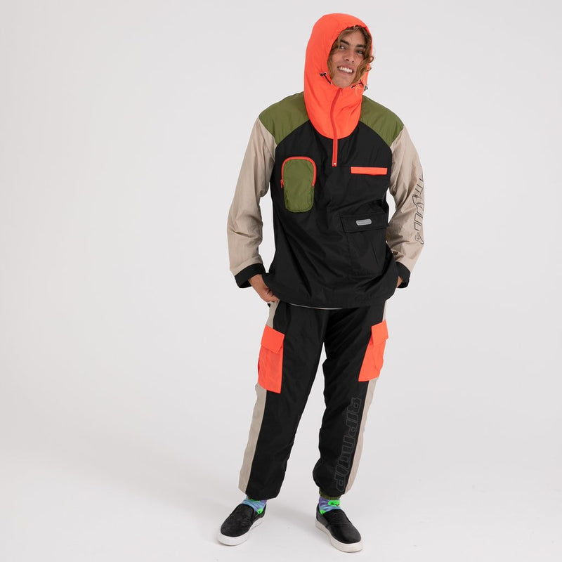 RIPNDIP - Koenji Men's Track Jacket, Multi
