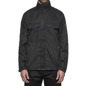 HUF - Bickle M65 Tech Men's Jacket, Black - The Giant Peach