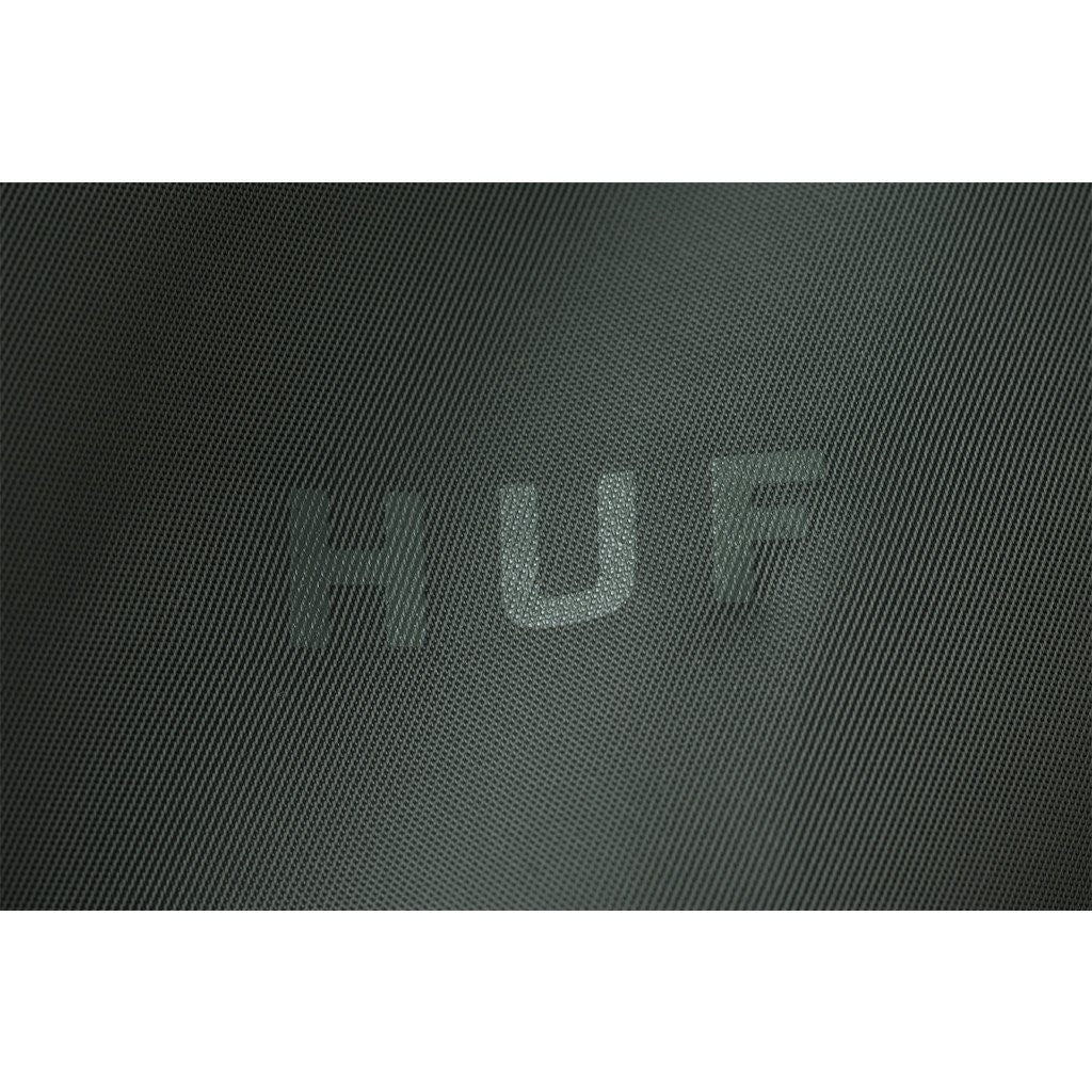 HUF - Elite Reversible MA-1 Men's Jacket, Olive Drab/Black - The Giant Peach - 7