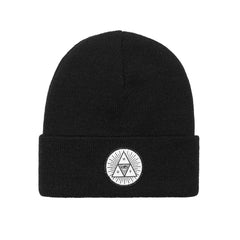 HUF - Triple Eye Beanie, Black - The Giant Peach