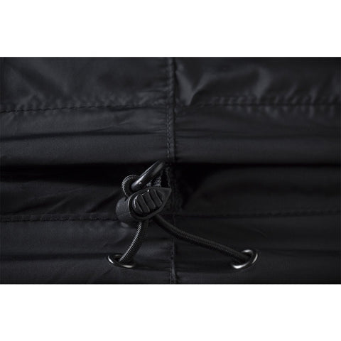HUF - Adapt Packable Men's Anorak, Black