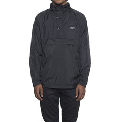 HUF - Adapt Packable Men's Anorak, Black - The Giant Peach - 1