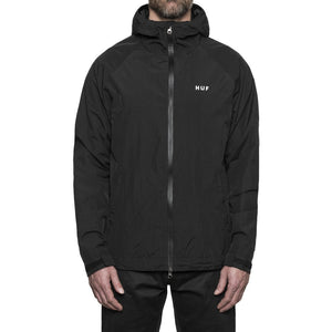 HUF - Standard Shell Men's Jacket, Black - The Giant Peach