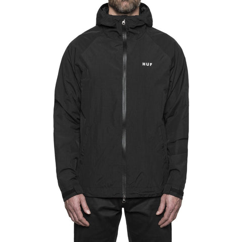HUF - Standard Shell Men's Jacket, Black