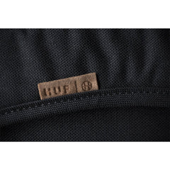 HUF - Utility Backpack, Black - The Giant Peach - 4