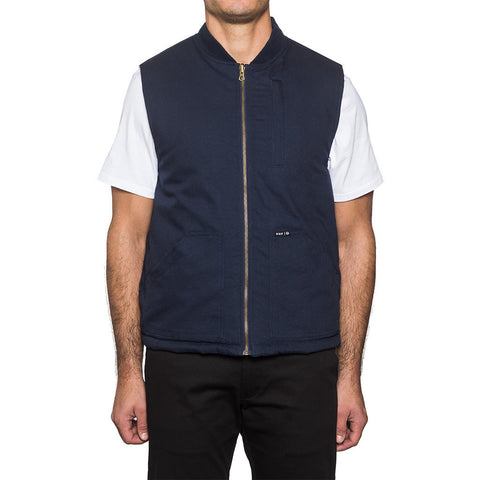 HUF - Bandana Reversible Men's Vest, Navy