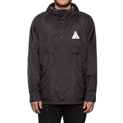 HUF - Varick Packable Men's Anorak, Black - The Giant Peach - 1