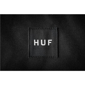 HUF - Utility Duffle Bag, Black - The Giant Peach