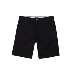 HUF - Twill Walk Shorts, Black - The Giant Peach