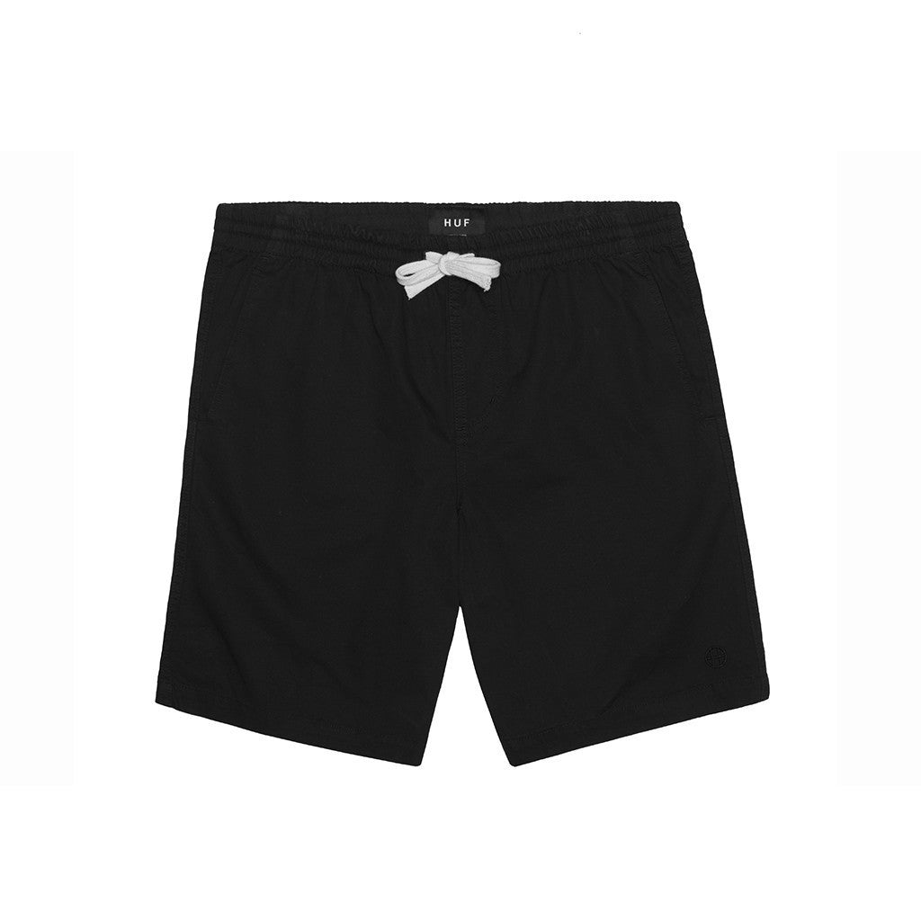 HUF - Sun Daze Easy Men's Shorts, Black - The Giant Peach