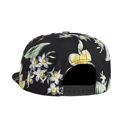 HUF - Worldwide Snapback, Black - The Giant Peach