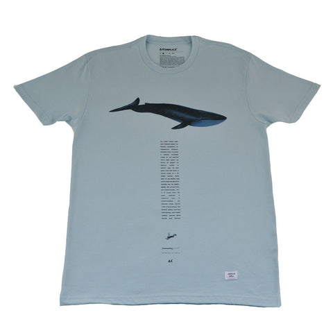 Akomplice - Human Consumption Men's Tee, Seafoam