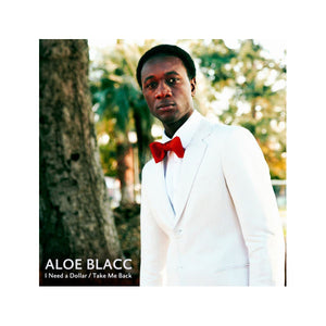 "Aloe Blacc - I Need A Dollar, 12"" Vinyl - The Giant Peach"