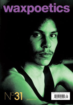 Wax Poetics - Issue 31 Shuggie Otis/ MF Doom