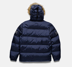 10Deep - Ice Station Bubble Snorkel Jacket, Navy - The Giant Peach - 4