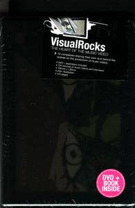 Visual Rocks - The Heart of the Music Video Book + DVD