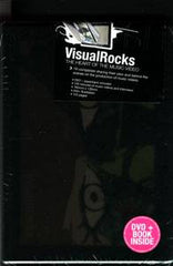 Visual Rocks - The Heart of the Music Video Book + DVD - The Giant Peach