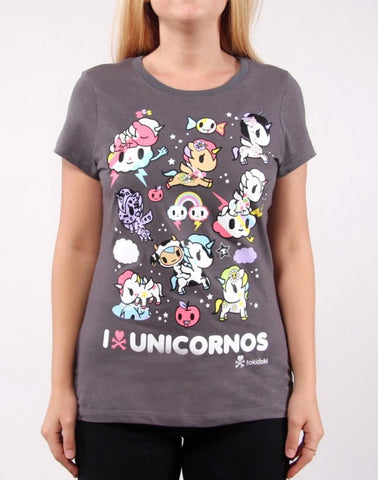 tokidoki - I Heart Unicornos Women