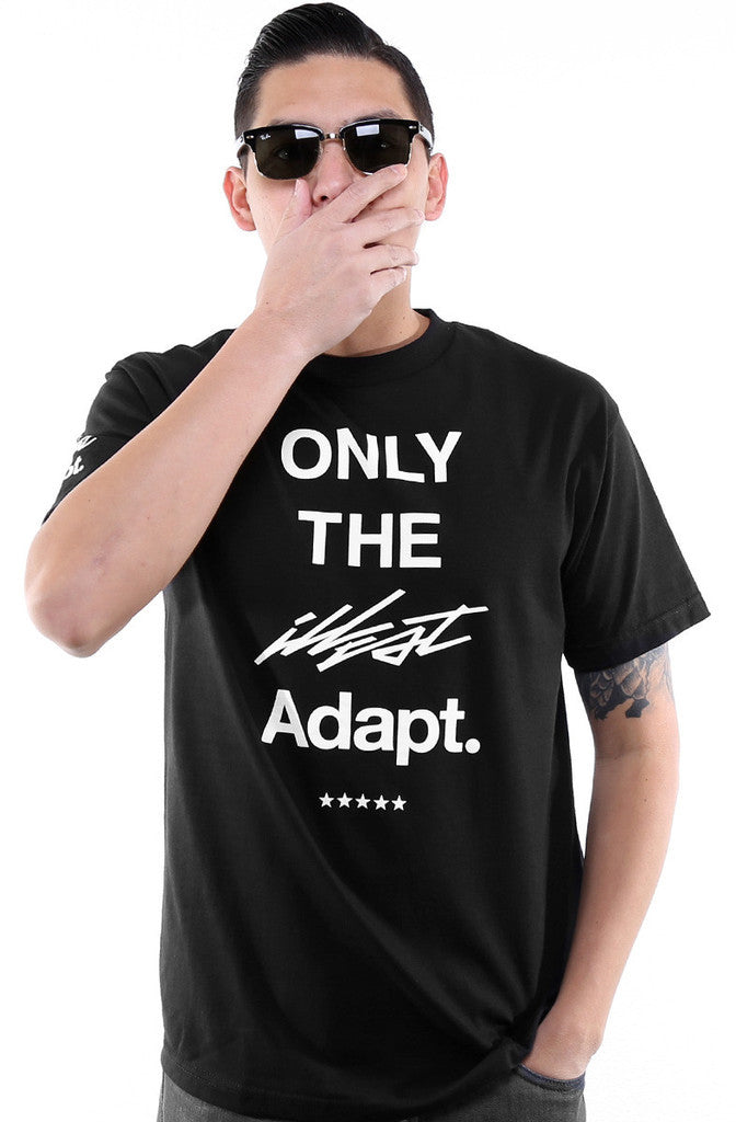 Adapt x illest - Only The Illest Adapt Men