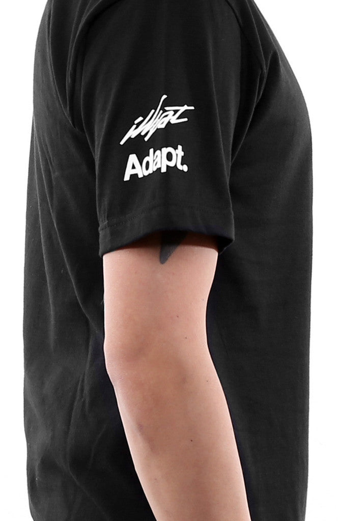 Adapt x illest - Only The Illest Adapt Men's Shirt, Black - The Giant Peach
