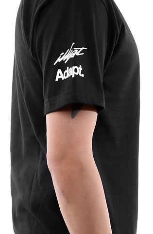 Adapt x illest - Only The Illest Adapt Men's Shirt, Black