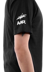 Adapt x illest - Only The Illest Adapt Men's Shirt, Black - The Giant Peach - 2