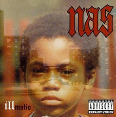 NAS - Illmatic Reissue, 2xLP Vinyl - The Giant Peach