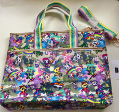 tokidoki - Camo Kawaii Cinch Crossbody