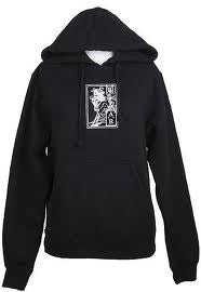 Aesop Rock - Sideshow Women's Hoodie, Black - The Giant Peach