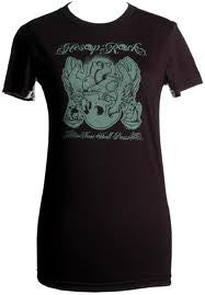Aesop Rock - None Shall Pass Women's Shirt, Black - The Giant Peach