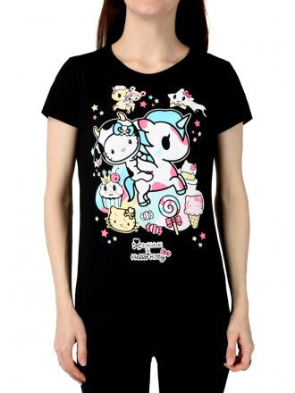 tokidoki  x Hello Kitty Milk And Sugar Women