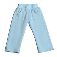 Loyal Army - Toddler Bottom Pants, Sky Blue - The Giant Peach