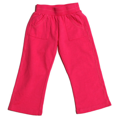 Loyal Army - Toddler Bottom Pants, Fuchsia - The Giant Peach