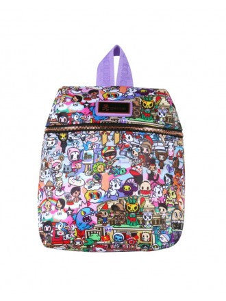 tokidoki - Roma Mini Backpack - The Giant Peach