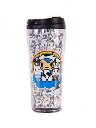 tokidoki  - Mozzarella Moofia Tumbler - The Giant Peach
