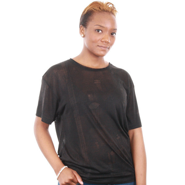 Insight - No Bull Women's Shirt, Black - The Giant Peach