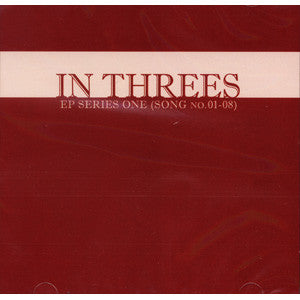 Cosiner - In Threes EP 1, CD