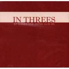 Cosiner - In Threes EP 1, CD - The Giant Peach