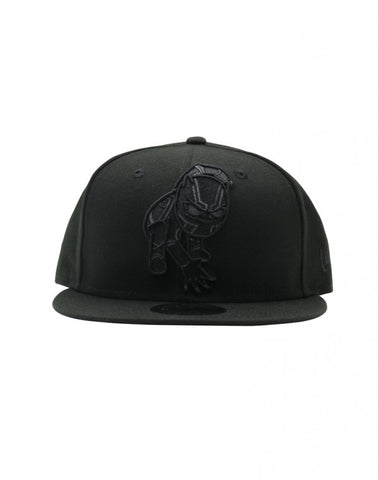 tokidoki TKDK x Marvel - Into the Darkness Snapback Hat, Black