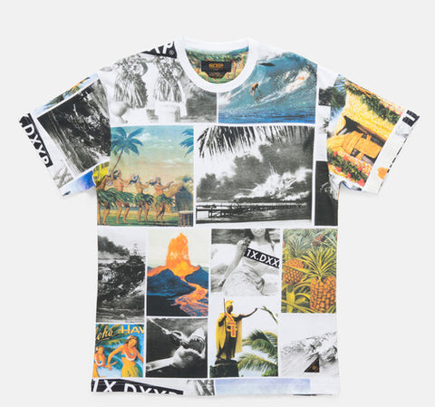 10Deep - Island Life II Men's Tee, White