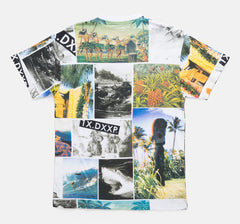 10Deep - Island Life II Men's Tee, White - The Giant Peach