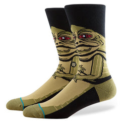 Stance - Jabba Men's Socks, Green - The Giant Peach