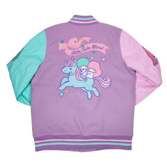 JapanLA - Little Twin Stars Varsity Jacket - The Giant Peach - 2