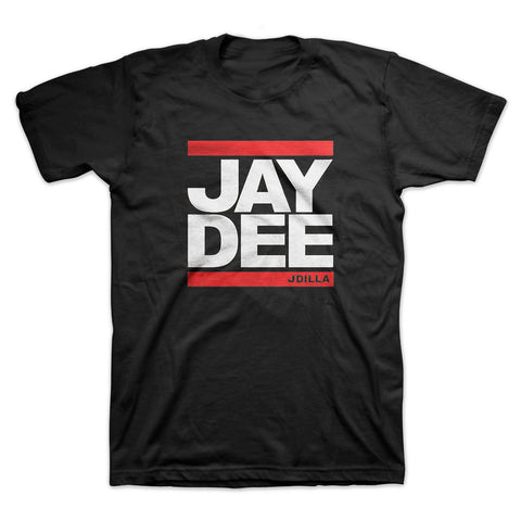 J Dilla - Jay Dee Men's Shirt, Black