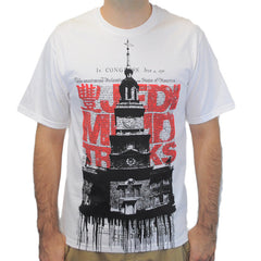 Jedi Mind Tricks - Congress Men's Tee, White - The Giant Peach